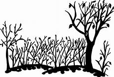 10 Nature Background Silhouette Png Transparent