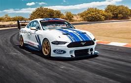 2019 Ford Mustang Australia Supercars Racer Roars In