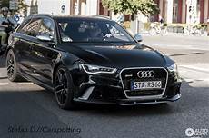 Audi Rs6 2014 Black
