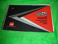 how to download repair manuals 1993 gmc rally wagon 1500 parking system 1993 gmc vandura rally van electrical diagrams diagnosis service shop manual ebay