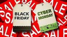 Everything You Need To About Black Friday And Cyber