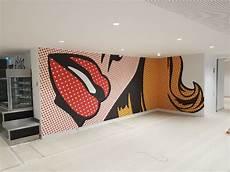 toile tendue murale tissu tendu