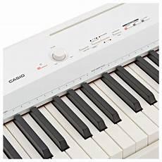Casio Privia Px 160 Digital Piano White At Gear4music