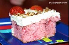 leichte kuchen rezepte strawberry refrigerator cake crystalandcomp