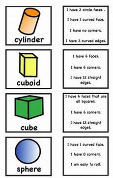 tons of 3d geometric shapes to cut and fold free printables math center activities