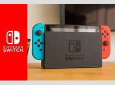 nintendo switch console in stock