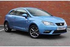 Seat 2014 Ibiza Sc 1 2 Tsi I Tech 3 Door Blue Car For Sale