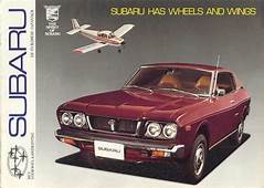 1976 Subaru 1400  Information And Photos MOMENTcar