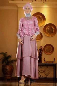 5 Model Busana Muslim Pesta Trend 2019 Jallosi