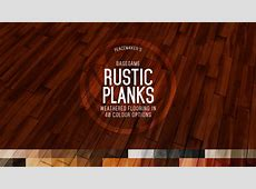 Rustic Planks in 40 Colors by Peacemaker IC   Liquid Sims