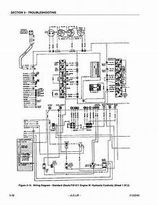jlg scissor lift wiring diagram sle