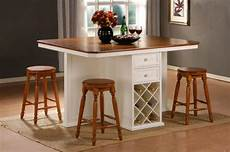 Kitchen Island Table With Chairs by 17 Kitchen Islands With Seating Options That Are Must
