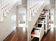 Treppe Auf Englisch - sch 246 ne praktische lagerraum ideen unter der treppe