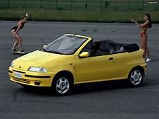 fiat punto cabrio elx 176 1994 2000 pictures 1600x1200