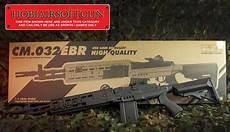 airsoft gun malaysia cyma m14 ebr aeg black cm 032ebr bk