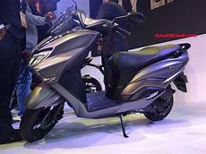 Suzuki Burgman 125 India Launch Price Specs