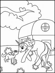 Malvorlagen Unicorn Yellow Set 1 10 Unicorn Coloring Pages Printable Unicorn Etsy