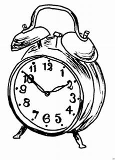 Uhr Malvorlagen Zum Ausdrucken Uhr Ausmalbild Malvorlage Comics
