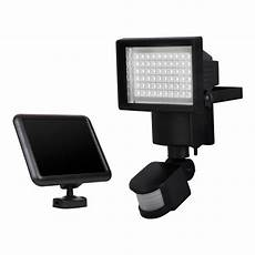 sunforce solar motion security light with 60 led 82156 the home depot