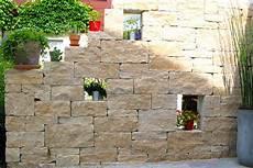 Mediterrane Gartenmauer Garten Und Landschaftsbau Schinner