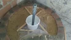 Construction De Mon Four A Pizza Et Ma Cuisine D