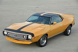 1971 Amc Javelin Amx  Best Muscle Cars