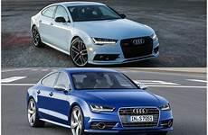 S7 Vs A7 Audi 2018 audi a7 vs 2018 audi s7 worth the upgrade u s