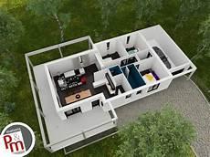 plan d intérieur de maison pergolair maison moderne et fonctionnelle