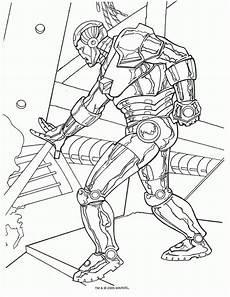 Superhelden Ausmalbilder Ironman Iron Coloring Pages Coloringpages1001