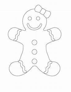 Ausmalbilder Weihnachten Lebkuchenmann Gingerbread Coloring Pages Picture 1 Gingerbread