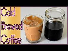Cold Brewed Coffee - cold brewed coffee cheap iced mocha