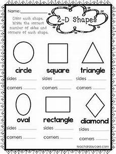 worksheets about shapes for grade 1 1029 shapes number of sides number of corners worksheet preschool math shapes worksheets
