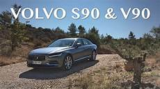 volvo aix en provence essai des volvo s90 et v90 en provence