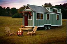 stunning sage green thow by bear s tiny homes for sale