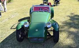 Kiawah 2016 Highlights  1963 LOTUS Super 7 Cosworth &187 Car