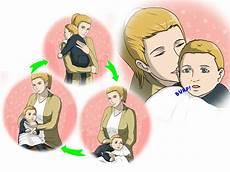 comment faire un bébé how to burp a newborn 9 steps with pictures wikihow