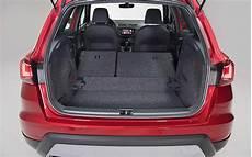 Seat Arona Kofferraum - seat arona fr 2018 suv drive