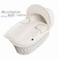 moses basket sheets new dimple moses basket covers 4 piece bedding inc quilt hood sheet ebay