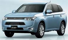mitsubishi motors announces world s in hybrid