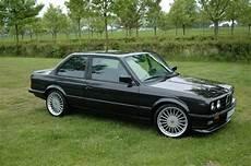 Black E30 On 17 Alpina Wheels