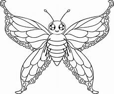 Ausmalbilder Schmetterling Ausdrucken Free Printable Butterfly Coloring Pages For