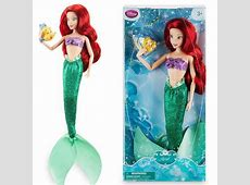 2016 dsn Store Little Mermaid Ariel Classic Doll with