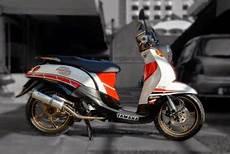 Modifikasi Fino 2018 by Kumpulan Gambar Modifikasi Motor Yamaha Fino Classic