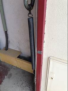 ressort porte de garage basculante remplacement de ressorts sur ancienne porte de garage basculante 224 pierrevillers allo porte de