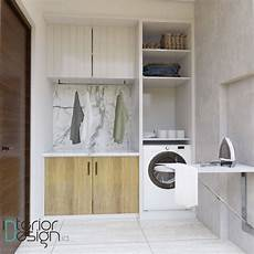 Cara Memanfaatkan Area Tersisa Menjadi Ruang Laundry Yang