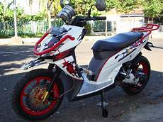 Modifikasi Motor Matic Vario by Ganbar Modifikasi Honda Vario Matic Harga Motor Gambar