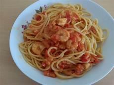 spaghetti mit garnelen scharfe spaghetti mit garnelen rezept mit bild