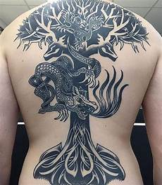 58 ancient norse tattoos for mythology 2018