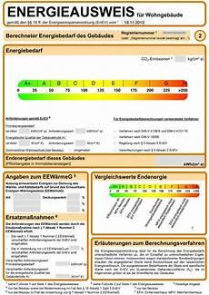 Energiebedarfsausweis Dibt Energieausweis Erstellen