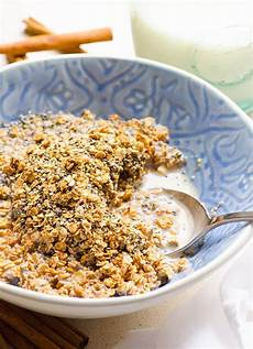 healthy homemade cereal ifoodreal